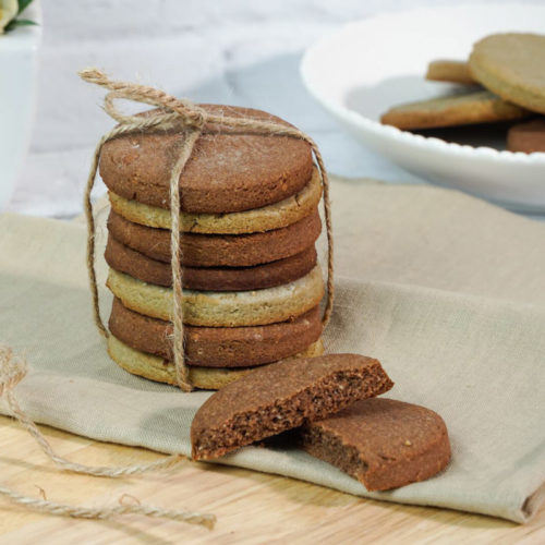 Ciasteczka kruche bez glutenu