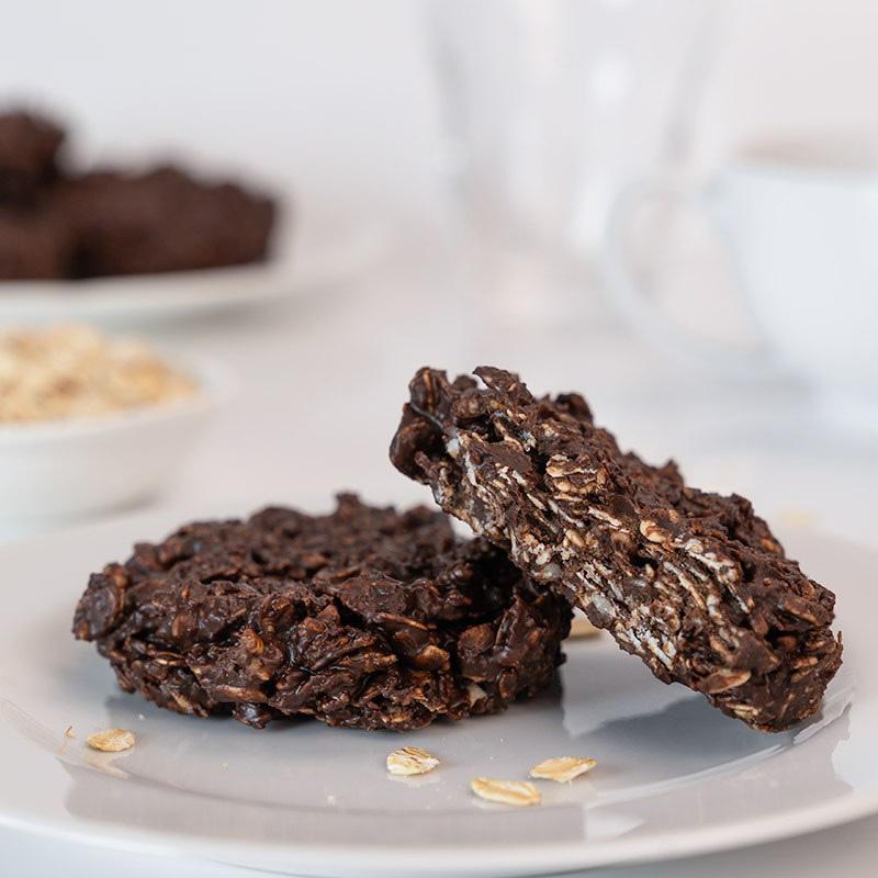 Przepis ciastka czekoladowe bez pieczenia