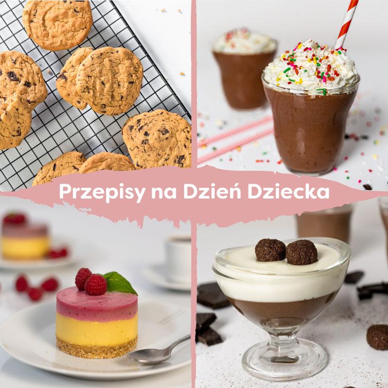 Zdrowe słodycze dla dzieci na dzień dziecka