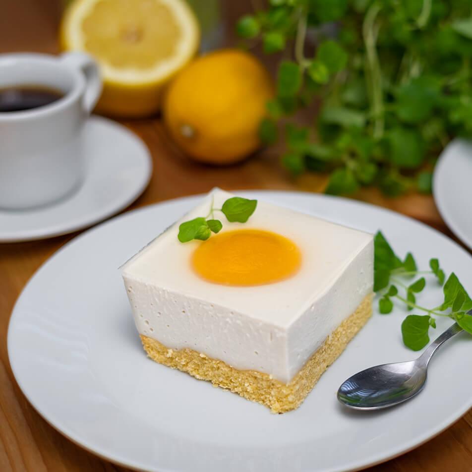 Ciasto jajko sadzone na Wielkanoc